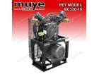 PET Booster Compressor for Bottle Blow Moulding Model BC260-10